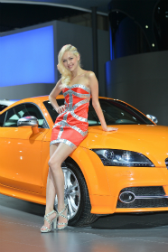 Auto Changchun 'audi':Jul, 2012