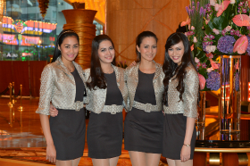 MAC StarWorld Hotel:Oct, 2012