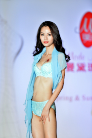 TPE Lingerie & Swimwear showA:2013年4月