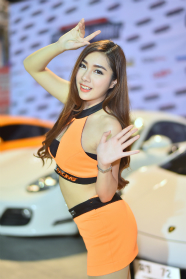 BangSaen Speed Festival 'Car Lism Night':2015年11月