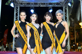 BKK 3K Power Race Queen Contest:2015年10月
