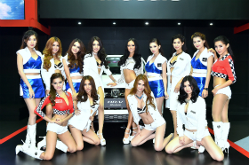 BKK Auto Salon:Jun, 2015