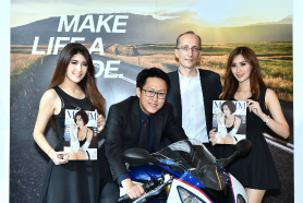 BKK BMW XPO:Sep, 2015