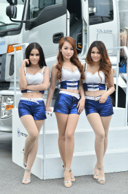BKK Bus & Truck expo:Nov, 2013
