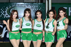 BKK Chang Football Sevens Grand Final:Jun, 2015