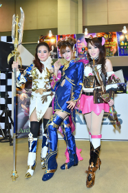 BKK Comic con @Paragon:Jul, 2014