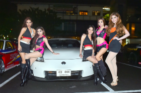 BKK Drift Competition Press Conference:2014年5月