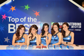 BKK manufacturing expo:2013年6月