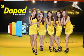 BKK Mobile expo:Oct, 2013