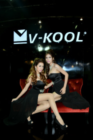 BKK Motor expo 'V-cool'model:Dec, 2013