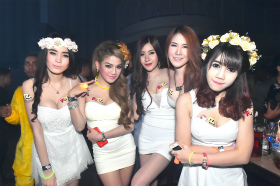 BKK Motor Show 'After party':2014年4月