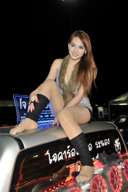 BKK motorexpo coyote:Dec, 2010
