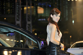 BKK NISSAN event:Oct, 2011