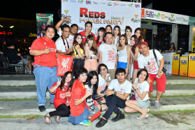 BKK REDS Power Party #3-4:2015年3月