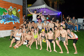 BKK Songkran Fes.@Jungle Water Park:2017年4月