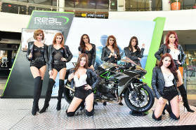 BKK Super Bike @Mega BangNa:Feb, 2015