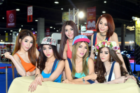BKK Super Car & Import Car Show:2015年5月