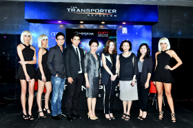 BKK The Transporter Refueled Exclusive Party:2015年9月