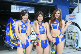 Briram SuperGT #7(Japanese Race Queen):2016年10月