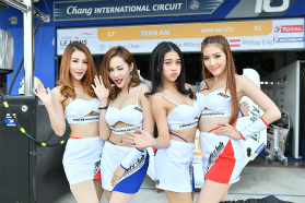 Buriram Asian Le Mans #3(pretty):2017年1月