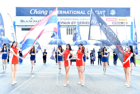 Buriram Blancpain GT Asia #3,4:May, 2017