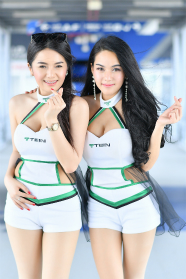 Buriram RAAT Endurance race 2017 #1,2:2017年7月
