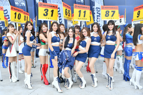 Buriram Super GT (TH Pretty):2017年10月
