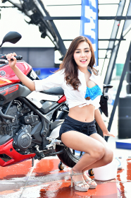 Buriram SuperBike Fes.'Sexy Bike Wash':2016年3月