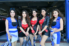 Buriram YAMAHA Rev Exclusive Press Test Riding:2017年5月