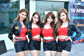 Pathumthani 3King Drag Party #2:2015年4月