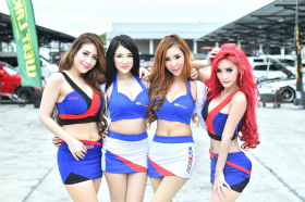 Pathumthani All Star Drift #3 (Pretty):2015年7月