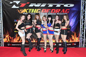 Pathumthani NITTO King of Drag & ES Club Drag Day(pretty):2016年5月