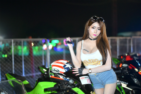 Pathumthani TNG Drag SuperBike(Pretty & Coyote):2015年12月