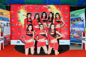 Pathumthani ZIC Big Day (& ES Club Drag Day):2015年5月