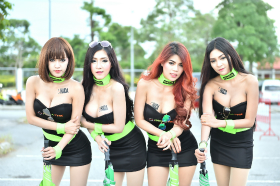 Pattaya Drift Competition #1:2015年8月
