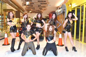 Rayong Passione Motor Show 'Dancer':2016年2月